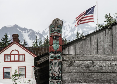 Totems of Haines