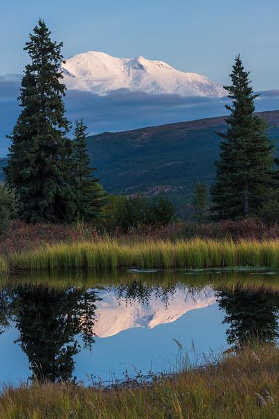 Mount Denali Reflection