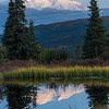 Mount Denali Reflection