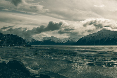 Turnagain Arm, Alaska @iloveanchorage //