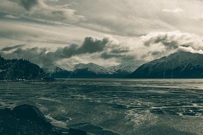 Turnagain Arm, Alaska @iloveanchorage //