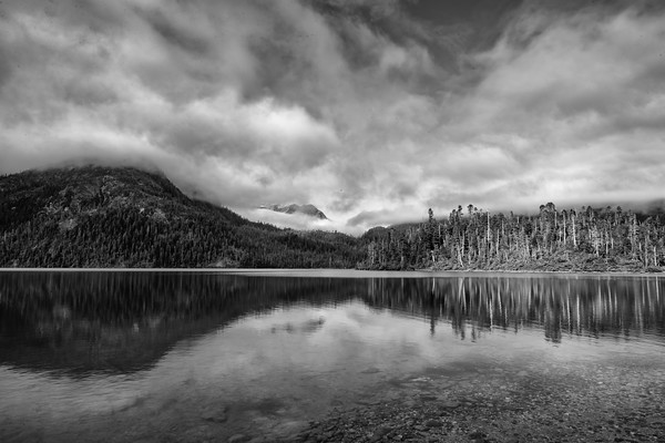 Baranof Lake, Alaska