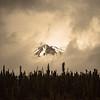 Stormy Sunset, Alaska Style!