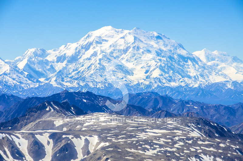 Denali from the Air