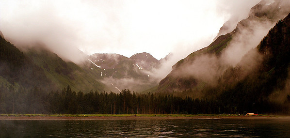Thumb Cove, Alaska