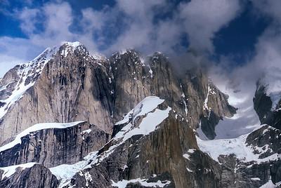 Alaska Range Ramparts