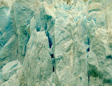 Seracs - Glacier Bay