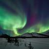 Brooks RAnge Aurora Cloud Swirls