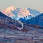 Sunrise Harper Glacier