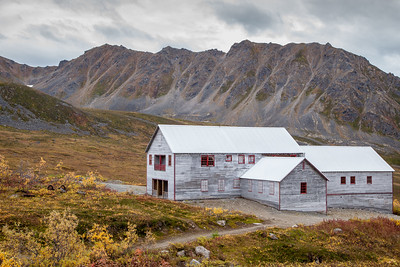 Independence Mine State Historic Site, Hatcher Pass, Alaska