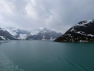 Beautiful waterway in Alaska