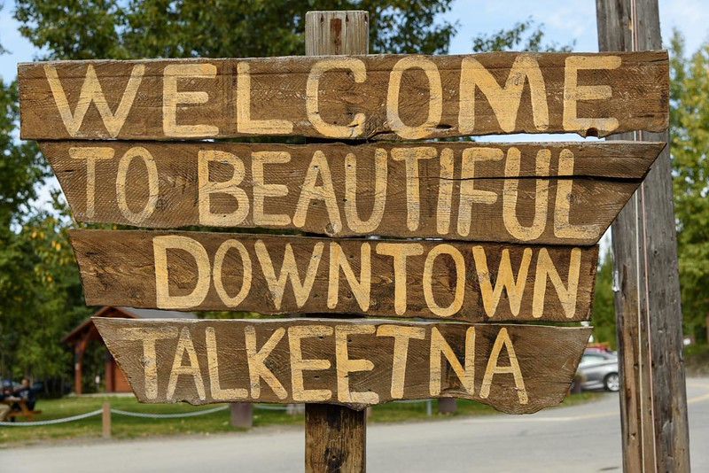 Welcome to  Talkeetna Alaska