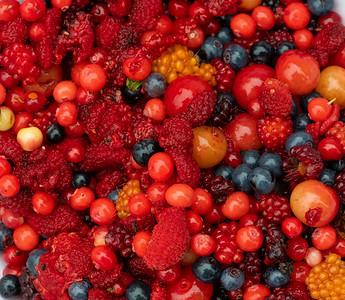 Alaska Berry Medley