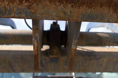 Detail of A-Frame Connector
