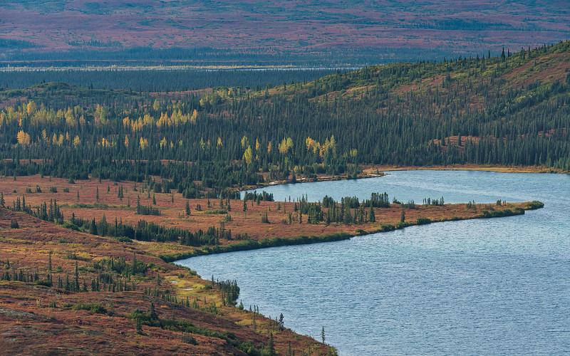 Wonder Lake Fall Color
