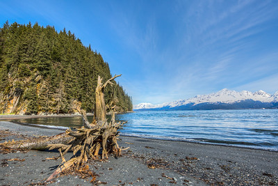 Tonsina Point, Resurrection Bay, Seward, Alaska, USA