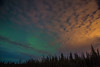 Northern Lights near Fairbanks, Alaska