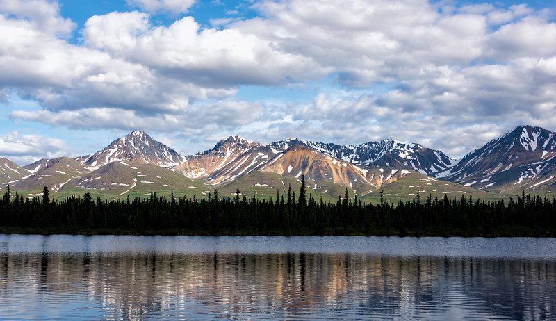 Mirrored Peaks