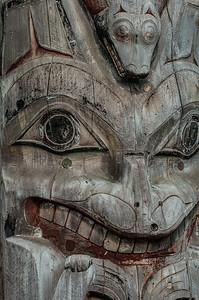 Tlingit Sculpture - Sitka