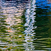 Abstract Pattern, Warm Springs Bay
