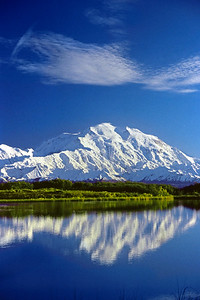 Reflection Pond, Denali National Park, Alaska