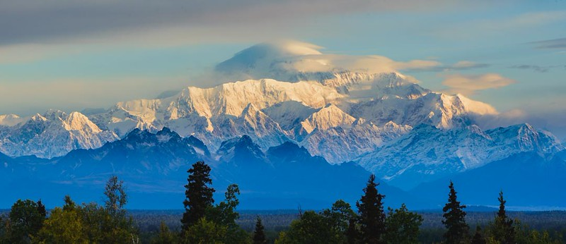 Denali on August 31, 2015