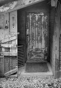 Old Door, Tenakee Springs
