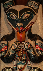 Tlingit Tribal Art