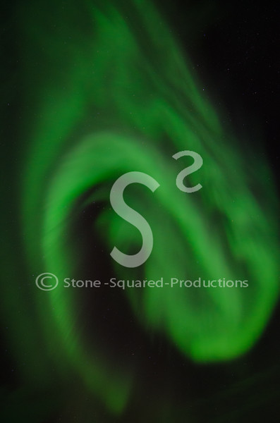 Swirls of Aurora