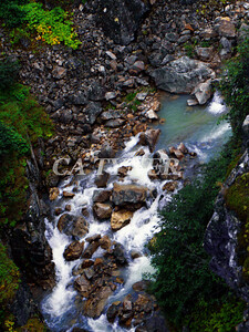 Near Haines Alaska