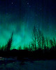 The Green Curtain - Alaska & Northern Lights - John Remy - March 2007