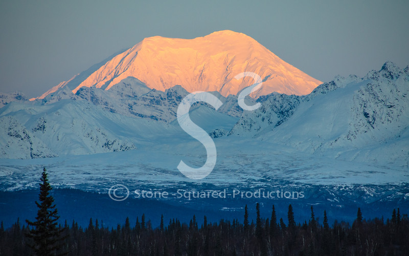 Mt. Foraker Sunrise