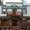 Exit Glacier Lodge was our home for two days, located just outside of Seward, AK.