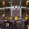 One of the remodeled bars on the ms Statendam.