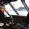 Our ship captain on Major Marine Tours, Seward, AK.