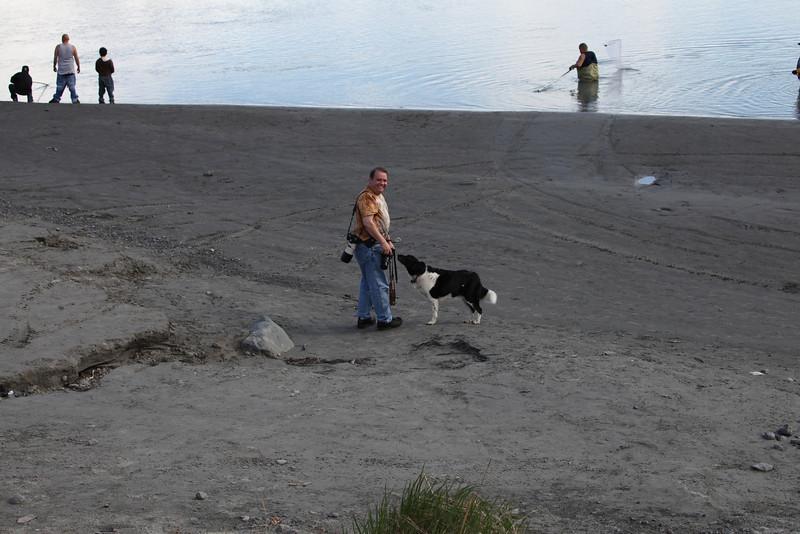 An Alaskan Photo Inspector.