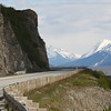 Seward Highway near Anchorage.