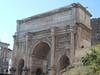 Arch of Septimus Serbus
