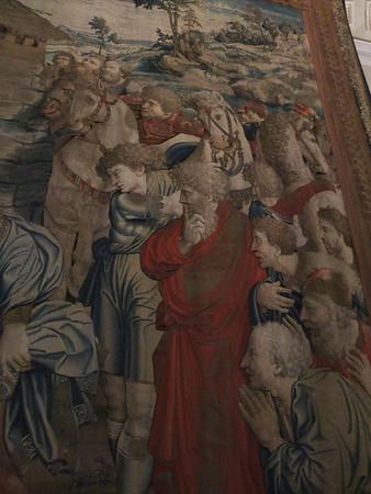 vatican tapestry
