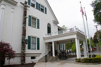Residence of the Alaskan governor