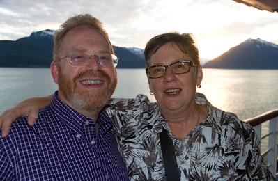 Geoffrey and Glenda