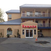 Our hotel in Anchorage