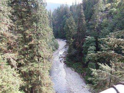 Vancouver - Capilano Suspension Bridge Park
