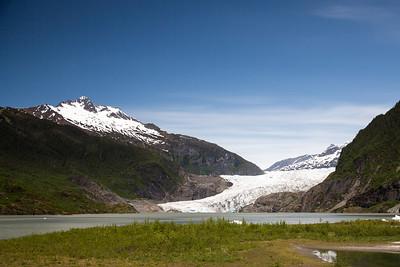 Juneau - Mendenhall Glacier