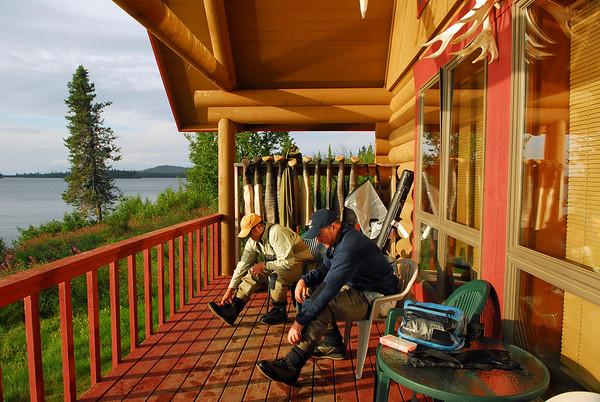 Alaska Rainbow Point Lodge - Jim Klug Photos