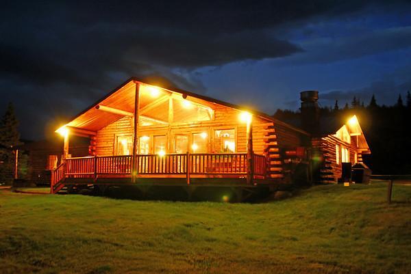 Kulik Lodge Alaska - Jim Klug Photos