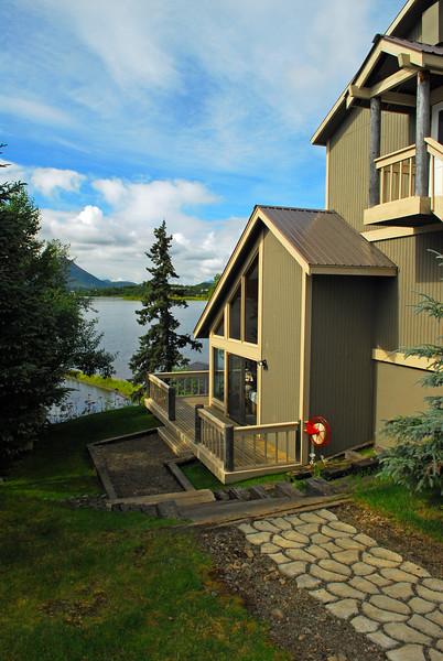 Mission Lodge, Alaska - Jim Klug Photos