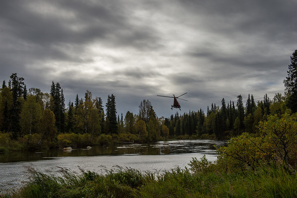 Fly Fishing with Tordrillo Mountain Lodge in the Alaska Range - © Jim Klug Outdoor Photography / Yellow Dog Flyfishing Adventures