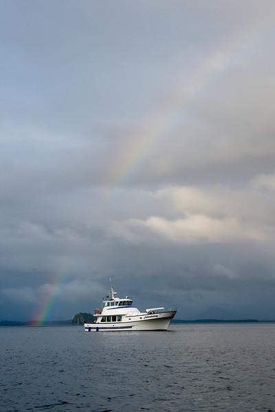 Tongass National Forest Steelhead Photos – Adventurous Mothership - © Jim Klug Outdoor Photography / Yellow Dog Flyfishing Adventures