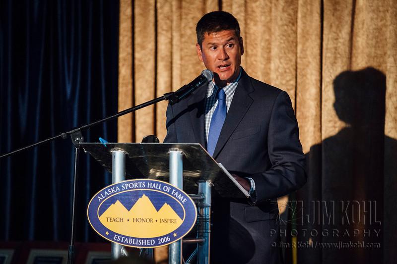 2016 Alaska Sports Hall of Fame Induction Ceremony